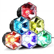 oneConcept RBL1 Disco Pyramid LED light effect