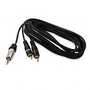 FrontStage Y-Cable 3.5mm Jack to RCA 3m