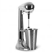 Klarstein Manhattan Electric Drink Mixer 450ml 65W Chrome