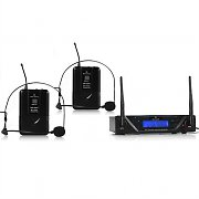 Malone UHF 450 Duo2 UHF Wireless Microphone Set 2-Channel