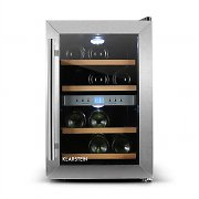 Klarstein Wine Fridge Cooler 34 Litre 12 Bottles
