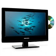 "Majestic DVX-2154D 15.6"" (40cm) LCD TV DVD DVB-T HD-Ready"