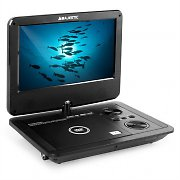 Majestic DVX-259D Portable DVD Player DVB-T USB SD