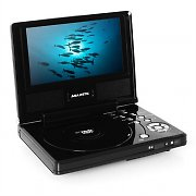 Majestic DVX-170BK DVD Player USB SD MP3 12V Black