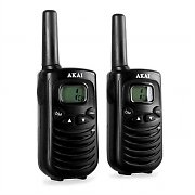Akai APMP 100 Walkie-Talkie Set of 2