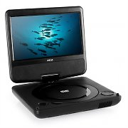 "Akai APD707 Portable DVD Player 7"" LCD Display USB MP3 MPEG4"