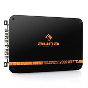 Auna Dark Star 2000 2-Channel Car Amplifier 2000W