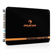 Auna Dark Star 4000 4-Channel Car Amplifier 4000W