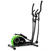 Klarfit ELLIFIT BASIC 10 Home Elliptical Cross Trainer Green/Black