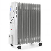 Klarstein Baikal 11 Oil Filled Radiator 2200W White