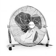 "Klarstein Metal Blizzard Floor Fan 16"" 100W With Tilt"
