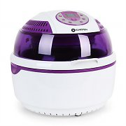 Klarstein VitAir Hot Air Fryer Grill Bake 1400W 9L Purple