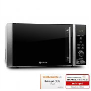 Klarstein Luminance Prime Microwave with Grill 900W 28L