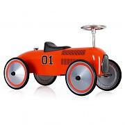 Marquant Vintage Kids Ride-On Toy Race Pedal Car Dukes Of Hazard Orange