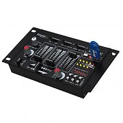 Ibiza DJM21MKII 3-Channel DJ Mixer Bluetooth USB MP3