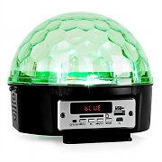 Ibiza LL082LED-BT Astro 5 LED Jelly Light Effect w/ Bluetooth Stereo Speaker