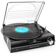 Auna 928 Turntable Record Player with Intregrated Speakers