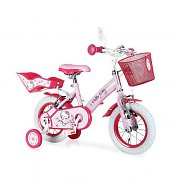 "Hello Kitty Romantic Kids Bike 12"" Wheeled Bicycle"