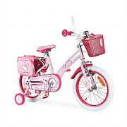 "Hello Kitty Romantic Kids Bike 16"" Wheeled Bicycle"