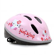 Hello Kitty Flowers Children's Bicycle Helmet Gr. M