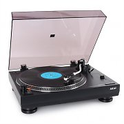 Akai ATT 05U USB turntable S-shaped tone arm
