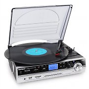 Karcher KA 8060 Vinyl Record Player MP3 USB SD FM