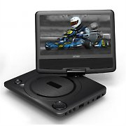 "Denver MT-783 Portable DVD Player 7"" LCD Display USB"