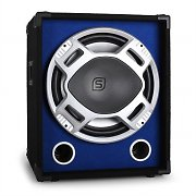 "Skytec Active 15"" PA Subwoofer 600W AUX LED"