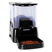 Duramaxx Petbutler Automatic Pet Feeder 10.6L Black
