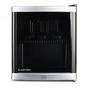 Klarstein Beer Locker Mini Fridge 46 Liters Class A Black