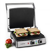 Klarstein Rodeo 3 Contact Grill Panini Grill 2000W