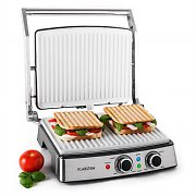 Klarstein Rodeo 3W Contact Grill Panini Grill 2000W Ceramic