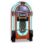Auna Graceland XXL Jukebox USB SD AUX CD AM/FM