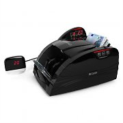 Duramaxx Rockefeller Bank Note Bill Counter UV Testing Black