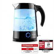 Klarstein Pure Water Electric Kettle 1.7L  2200W Blue LED Design