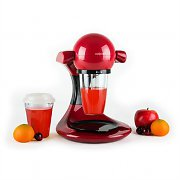 oneConcept Smoothie Mixer Maker 350 Red/Black