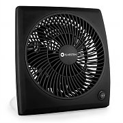 "Klarstein Rainbowstorm 7"" Table Top Desk Fan 30W Black"