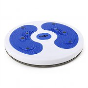 Klarfit myTwist Body Twister Board Foot Massage Blue