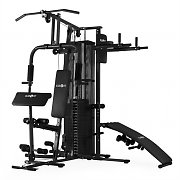 Klarfit Ultimate Gym 5000 Multi-Gym Weight Station Black