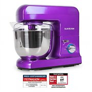 Klarstein Gracia Viola Food Processor 1000W Purple