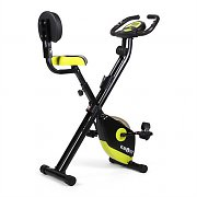 Klarfit X-Bike 700 Training Exercise Bike Ergometer Heartrate Monitor
