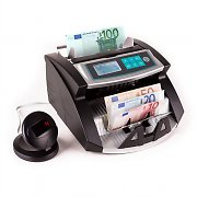 Duramaxx Buffett UK Banknote Counter UV Test Magnetic IR Exam - Black