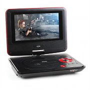 "Innovalley LDD-38 Portable DVD Player 7"" LCD USB SD MMC"