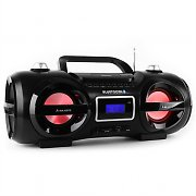 Majestic AH 234BT/MP3/USB Bluetooth Stereo Boombox CD MP3 USB SD