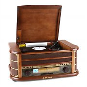 Majestic / Audiola TT34 Retro Stereo System Vinyl Tape CD USB MP3