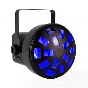 Ibiza Mini Mushroom LED Light Effect RGBAW