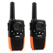 Switel WTC-570 Sport Pack Walkie Talkie Set of 2 Headset Car Charger 7km