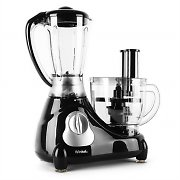 Winkel RX6 Genie6 Food Processor 600W 6 function Mixer Black