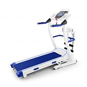 Klarfit Pacemaker FX5 Treadmill 1.5HP 12 km / h Heart Rate Monitor Massager Sit-Up