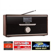 Auna Weimar DAB Radio Internet Radio Bluetooth Wifi
